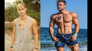 Amazing 5 years body transformation