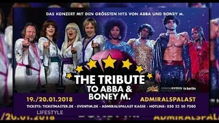 Lifestyle Julian Stöckels Maskenball & The Tribute to Abba & Boney M.