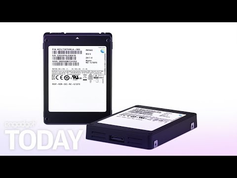 Samsung once again has the world's largest SSD | Engadget Today