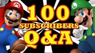 100 Subscribers Q&A!