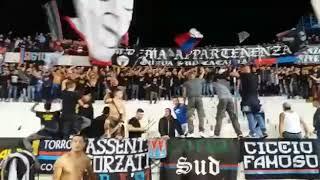 Catania-Catanzaro 1-0 Curva Sud