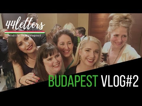 Budapest Vlog #2 - Brunch, Lunch, St. Patrick's Day and more!