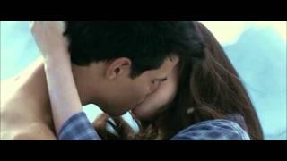 Поцелуй Джейкоба и Беллы.wmv