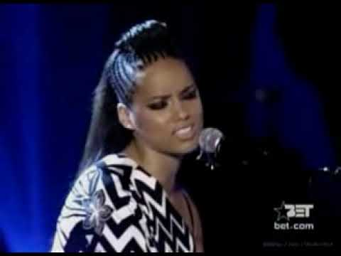 Alicia keys - i never loved a man