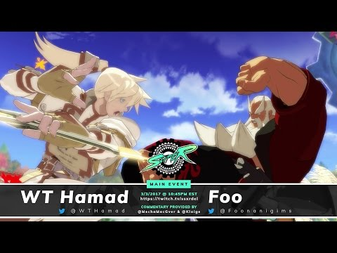 SSXrdEL #2 | Vevion vs sweetxjam / Hamad vs Foo