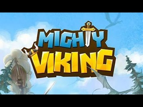 Mighty Viking - Android Game-play HD