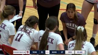 West Jessamine vs Tates Creek HS Volleyball