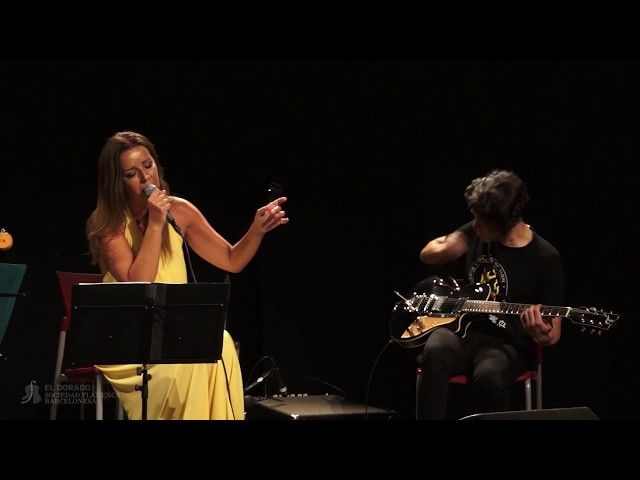 Mariola Membrives Guitar Band - Agua ¿dónde vas?
