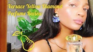 Perfume for Hot Days ☀️ Versace - Yellow Diamond
