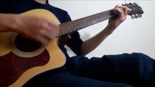 Phút ban đầu-Vũ-Guitar cover