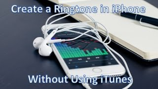 How to make ringtones for iphone in an easy way? fonepaw ios transfer can help you! without itunes, you customize your and use on iphone/i...