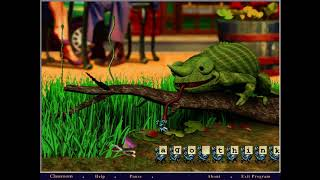 Chameleon Game - Mavis Beacon Teaches Typing 5 - OPL3