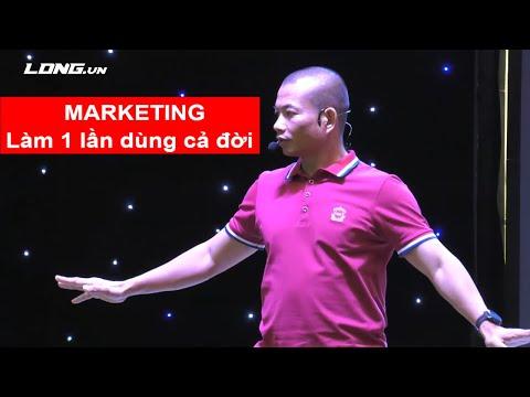 Kịch bản Marketing thu hút khách hàng trên Internet (làm một lần dùng cả đời) | Phạm Thành Long