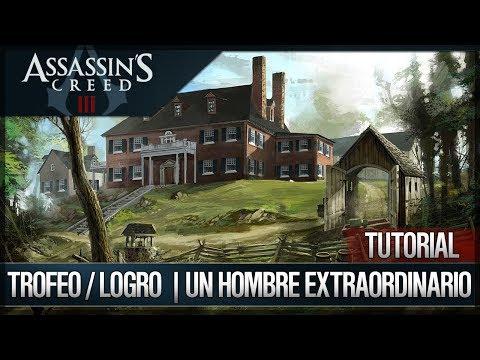 Assassin's Creed 3 - Trofeo / Logro - Un hombre extraordinario - Enciclopedia del Hombre Corriente