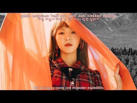 Red Velvet - I Just [Sub Español - Hangul - Romanización]