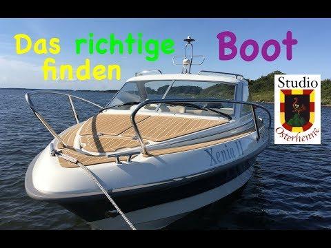 Das Richtige Boot  Finden Sportboot Kajütboot Konsolenboot Das Für Uns Richtige Boot Flipper 630 HT