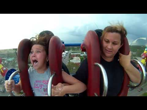 Slingshot Thrill Ride Myrtle Beach 2017