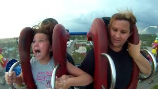 Slingshot Thrill Ride Myrtle Beach 2017