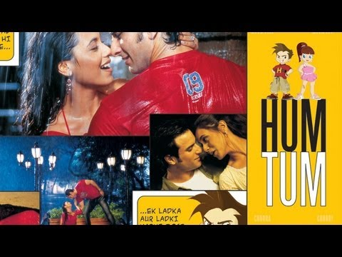 U-n-I (Mere Dil Vich Hum Tum) - Song (with opening Credits) | Hum Tum | Saif Ali Khan | Rani Mukerji