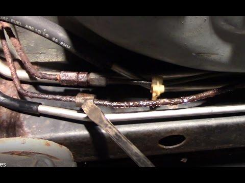 Quick brake line repair