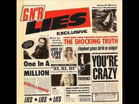 Guns N' Roses – Nice Boys