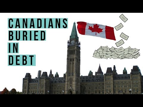 Canada MASSIVE DEBT Will Collapse the Economy as Canadians Can't Pay Bills Without Credit!