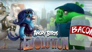 Angry Birds Evolution ПРОХОЖДЕНИЕ - ОТКРЫТИЕ ЗОЛОТЫХ ЯИЦ. НОВЫЕ ПТИЧКИ.