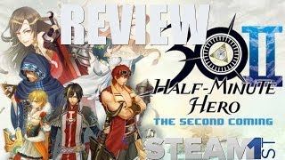 Half Minute Hero II: The Second Coming Review - Steam