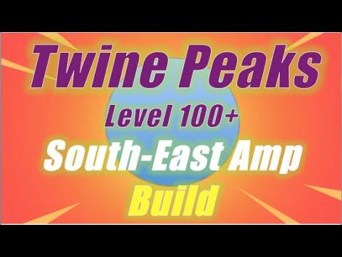 Twine Peaks +100 South-East Amp Build / Fortnite