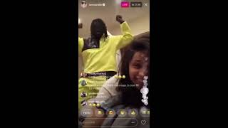 Offset PIPES THE F out of cardi B and rubs HIS on HER
