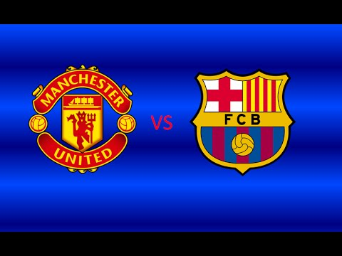 Pro Evolution Soccer 2015 PS4 Manchester United VS FC Barcelona Penalty Shootout (Dramatic)