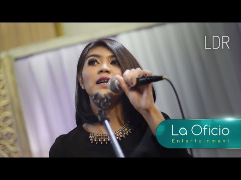 LDR - Raisa (Cover) by La Oficio Entertainment, Jakarta