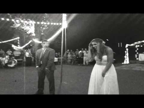 Best Father-Daughter Dance Ever! • Wait For It