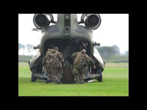 helicopter crash landing | Chinook helicopter at Memorial Boulevard | Sling Load Operation