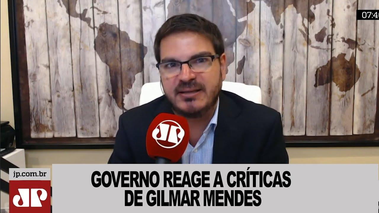 Gilmar Mendes solta presos por corrupção, ataca as instituições e afronta o Exército.