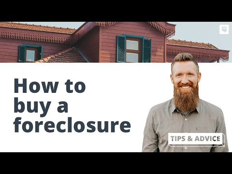 How to Find and Buy a Foreclosed Home