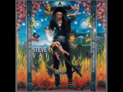 Steve Vai-The Audience Is Listening