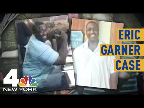 Eric Garner Death: AG William Barr Department of Justice Won&39;t Charge NYPD Officer  NBC New York