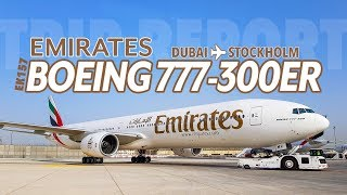 TRIP REPORT | Emirates Boeing 777-300ER from Dubai