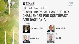 COVID 19 Impact and Policy Challenges for Southeast and East Asia
