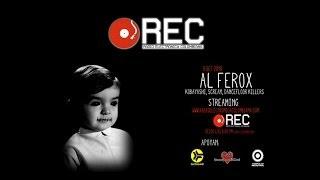 Al Ferox @ REC Bogotà