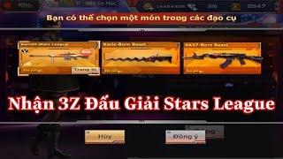 CF Mobile/CF Legends : NHẬN 3Z ĐẤU GIẢI VÀ SHOW ACC VIP 7 CỰC CHẤT KHỦNG HƠN CẢ VIP 8