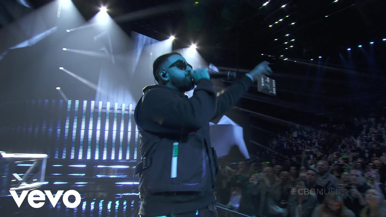 Download NAV - Champion & Wanted You (Live From The JUNOs / 2019)