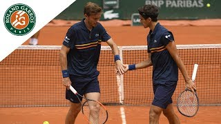 Herbert/Mahut vs Pavic/Marach - Final Highlights I Roland-Garros 2018