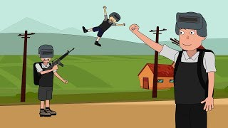 PUBG-Parodie-Animation - Die Sehr Noob Squad | BX Animiert