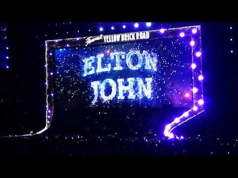 Elton John - Good Bye Yellow Brick Road- Lille 2019-06-18 HD