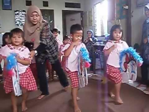Lagu Jaran Kepang ala PAUD RUSA RW. 08 Kel. Manggarai Selatan