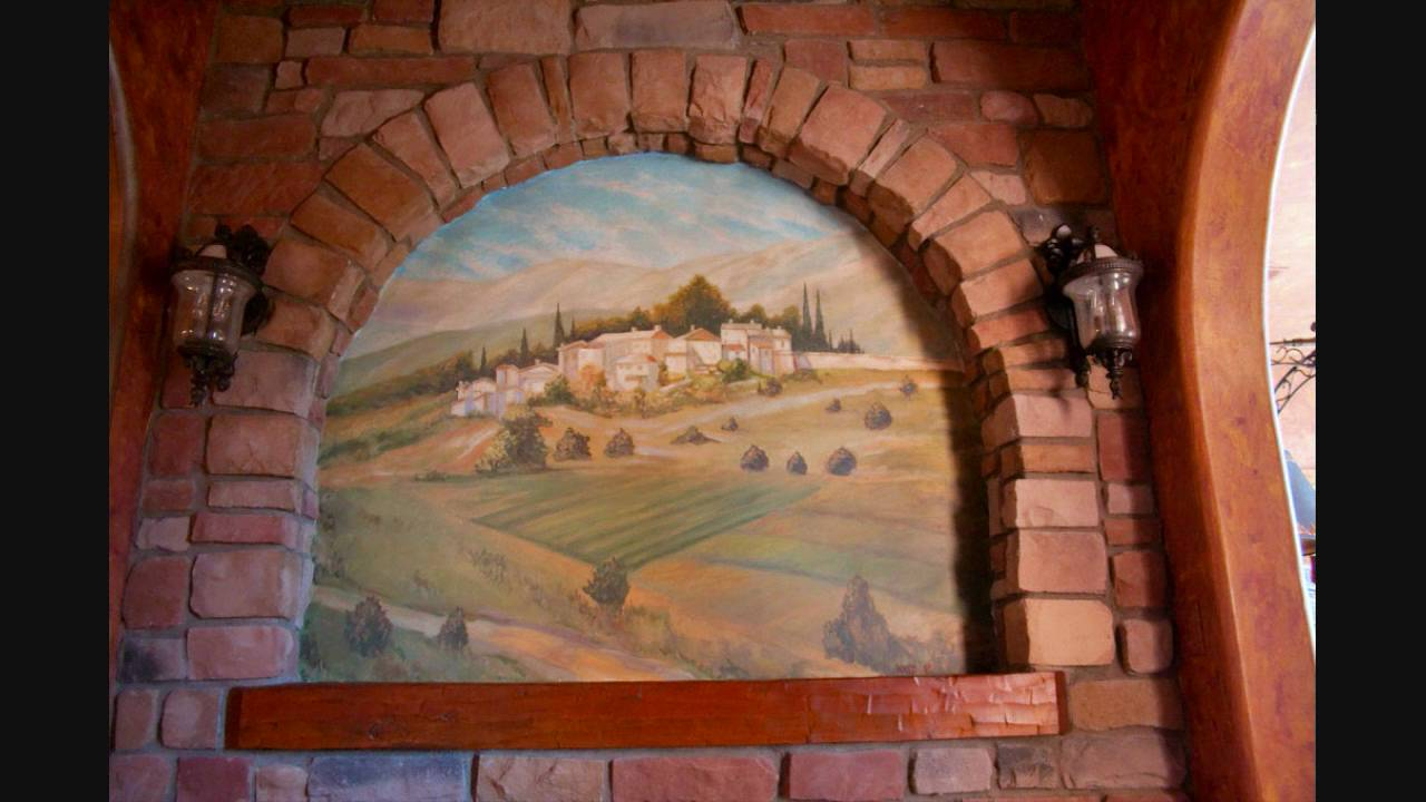 Murals faux painting and tromp loell from tuscan art youtube murals faux painting and tromp loell from tuscan art amipublicfo Image collections