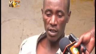 Mwanamume adaiwa kuwa na tabia za nyoka, Murang'a