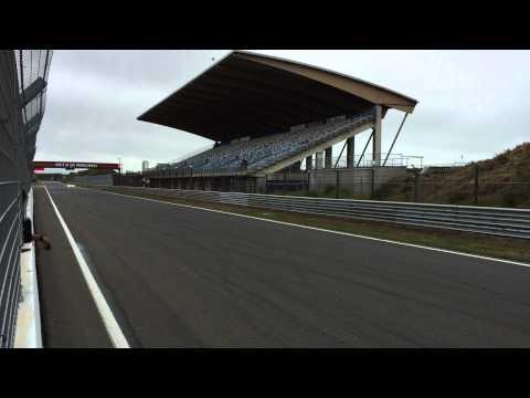 Eurasia Motorsport test Circuit Park Zandvoort